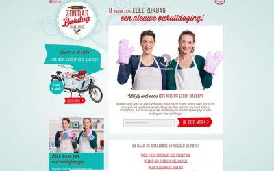 online activatie voor DrOetker door copywriter Elise van der Velde (Mrs Copy)